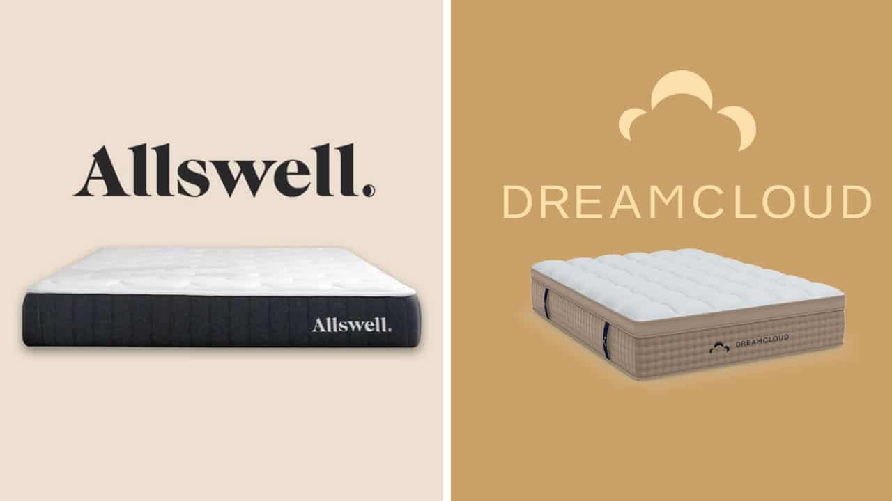 Allswell vs DreamCloud Mattress