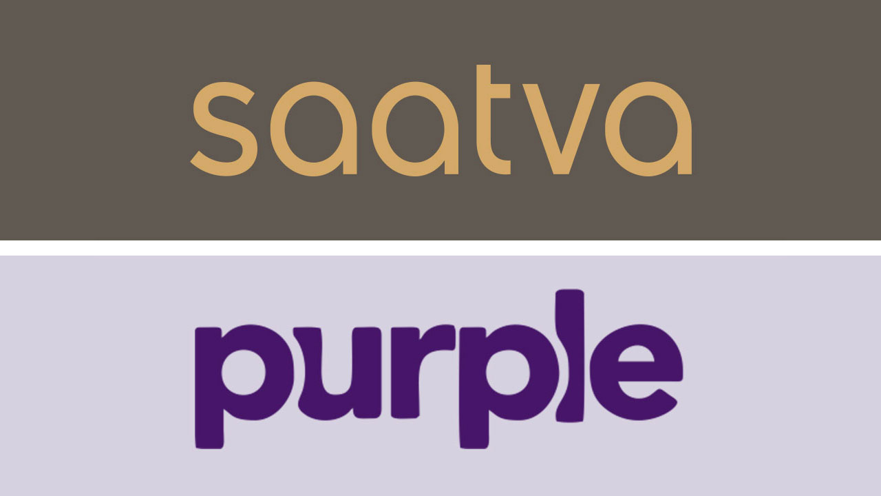 Purple Hybrid Vs Saatva Mattress Comparison