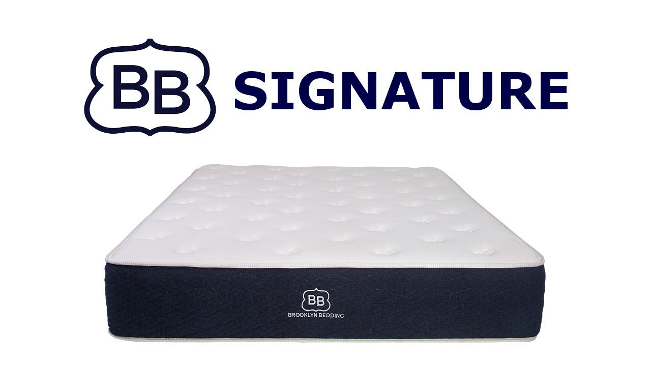 Brooklyn Bedding Signature